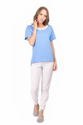 Pijama femei - Albastru