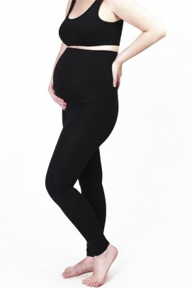 Gravide si proaspete mamici, Colanti gravide - Negru