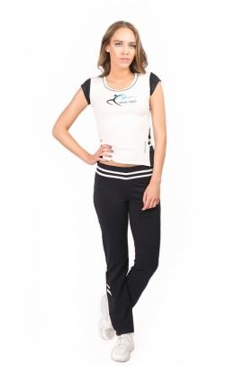 Lenjerie Intima Femei, Pantaloni de trening  - Negru