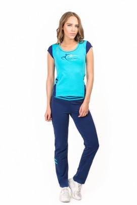 Produse, Tricou femei - Albastru