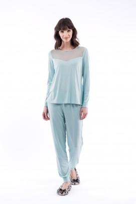 Pijamale Dama, Pijama femei Modal - Pijama femei Modal