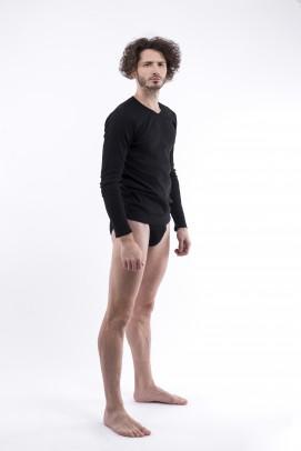 Lenjerie pentru sezonul rece, Bluza de corp barbati - Bluza de corp barbati
