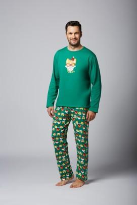 Colectia de Craciun, Pijama de Craciun pentru barbati - Pijama de Craciun pentru barbati