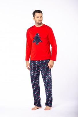 Pijamale barbati, Pijama de Craciun pentru barbati - Pijama de Craciun pentru barbati