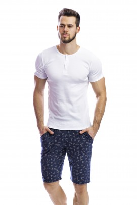 Pijamale barbati, Bluza pijama barbati - Bluza pijama barbati