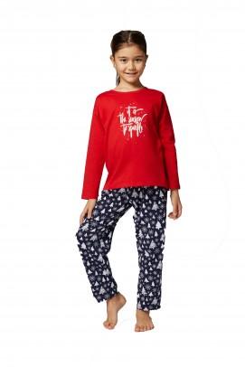 Pijama de Craciun pentru fetite - Pijama de Craciun pentru fetite