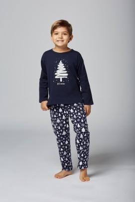 Articole pentru copii si bebelusi, Pijama de Craciun pentru baieti - Pijama de Craciun pentru baieti