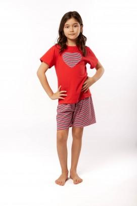 Stripes collection, Pijama de fetite - Pijama de fetite