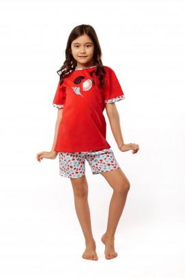 Her Marine collection, Pijama de fetite - Pijama de fetite