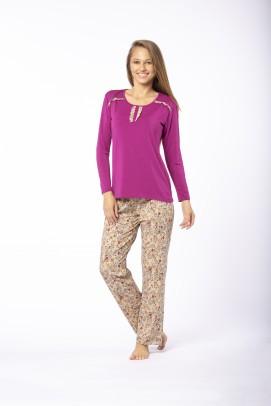 Pijamale Dama, Bluza de pijama femei - Bluza de pijama femei