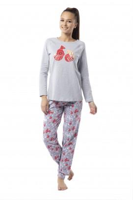 Pijamale Dama, Pantalon pijama femei - Pantalon pijama femei