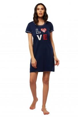 Stripes collection, Camasa de noapte pentru femei - Camasa de noapte pentru femei