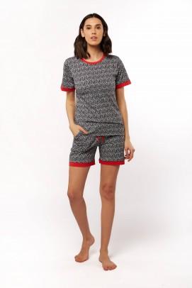 Zebra collection, Pijama pentru femei - Pijama pentru femei